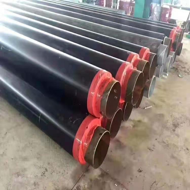 保溫螺旋管 聚氨酯保溫鋼管 防腐保溫管道 型號齊全 東岳供應