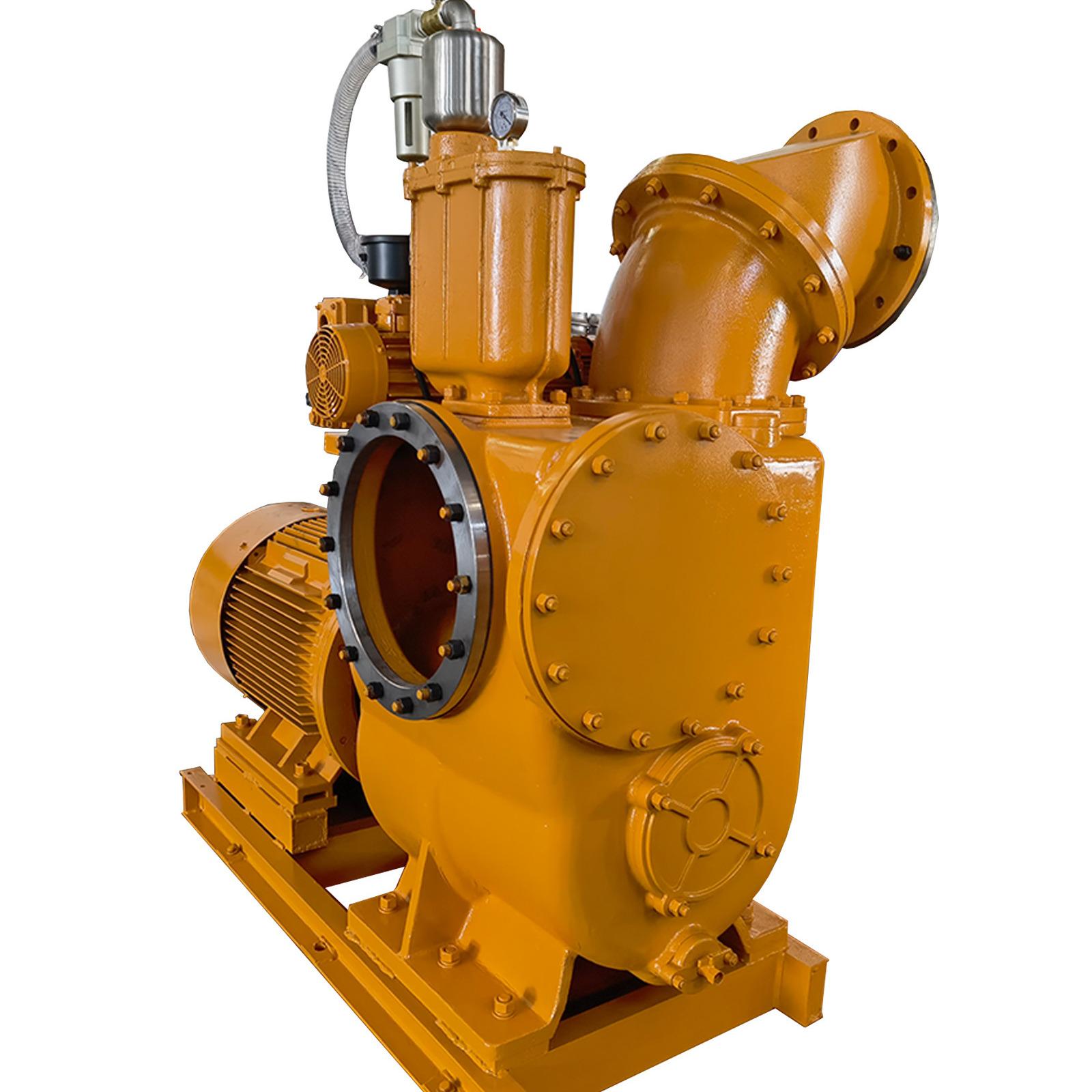 防汛搶險車自吸泵 排水救險車自吸泵 車載1500方大流量自吸泵