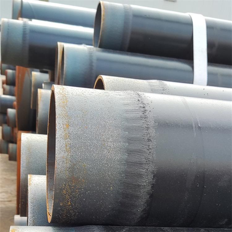 聚鴻生產3pe防腐鋼管 加強級3pe防腐鋼管工藝先進 剝離強度高