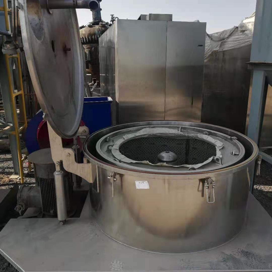 二手蒸汽加熱搪瓷反應釜 三足離心機 等產品齊全 傲龍歡迎選購