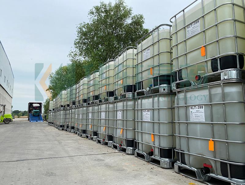 湖北宜昌高减水聚羧酸母液 高保坍羧酸母液 40%-50%混凝土外加剂母液示例图4